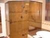 bronze-glass-shower-door